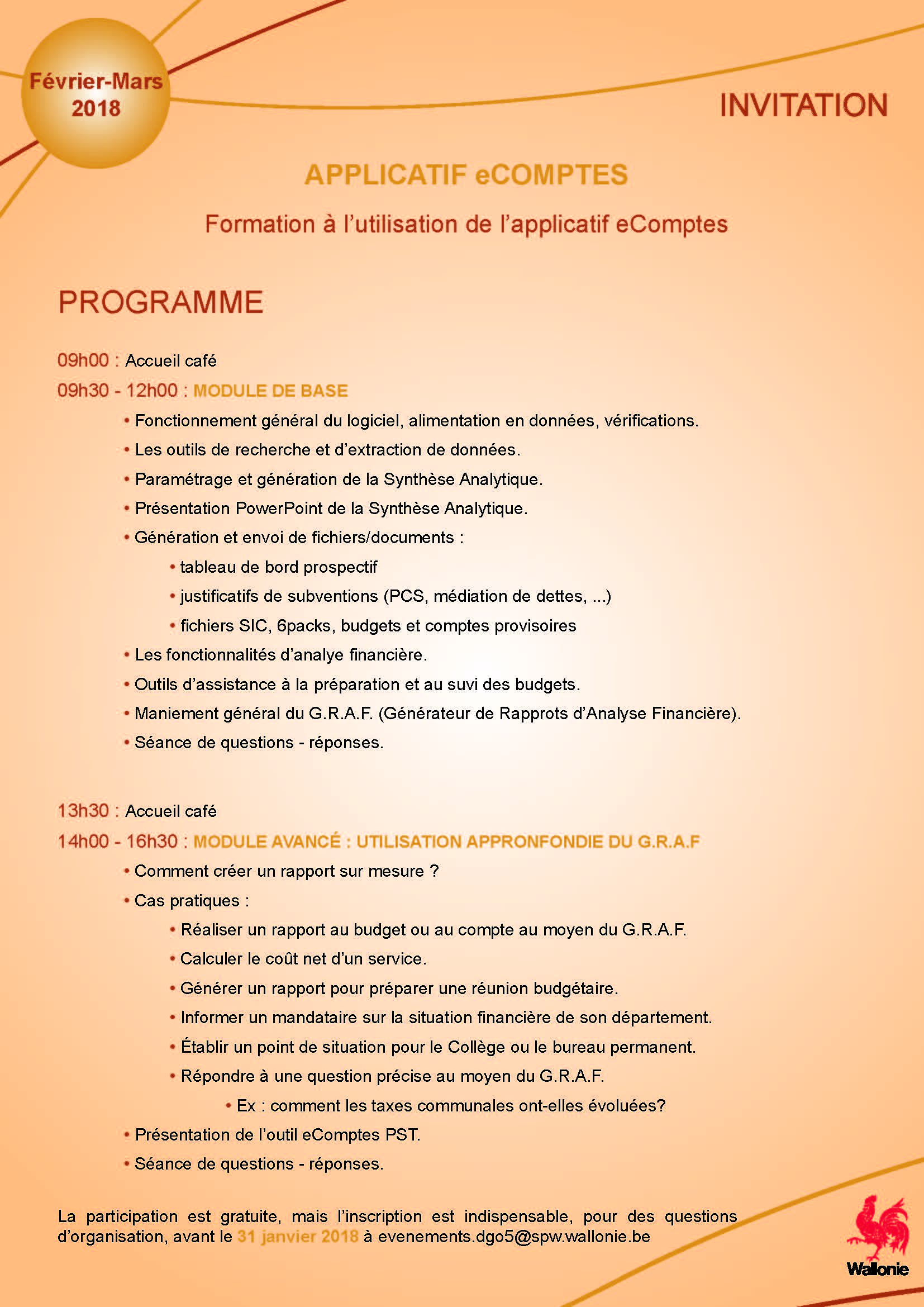 programme formation applicatif ecomptes